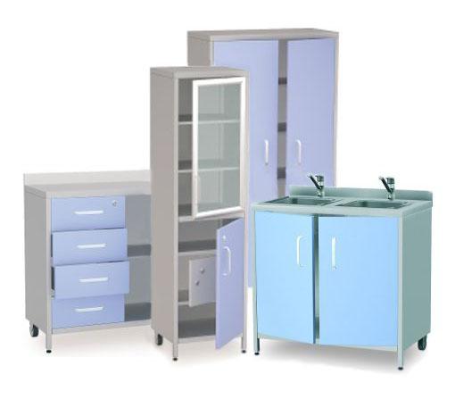 Металлическая мебель, каталог торгового оборудования