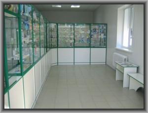 Производство торгового оборудования для аптек