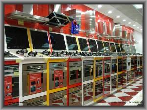торговое оборудование для магазинов бытовой техники