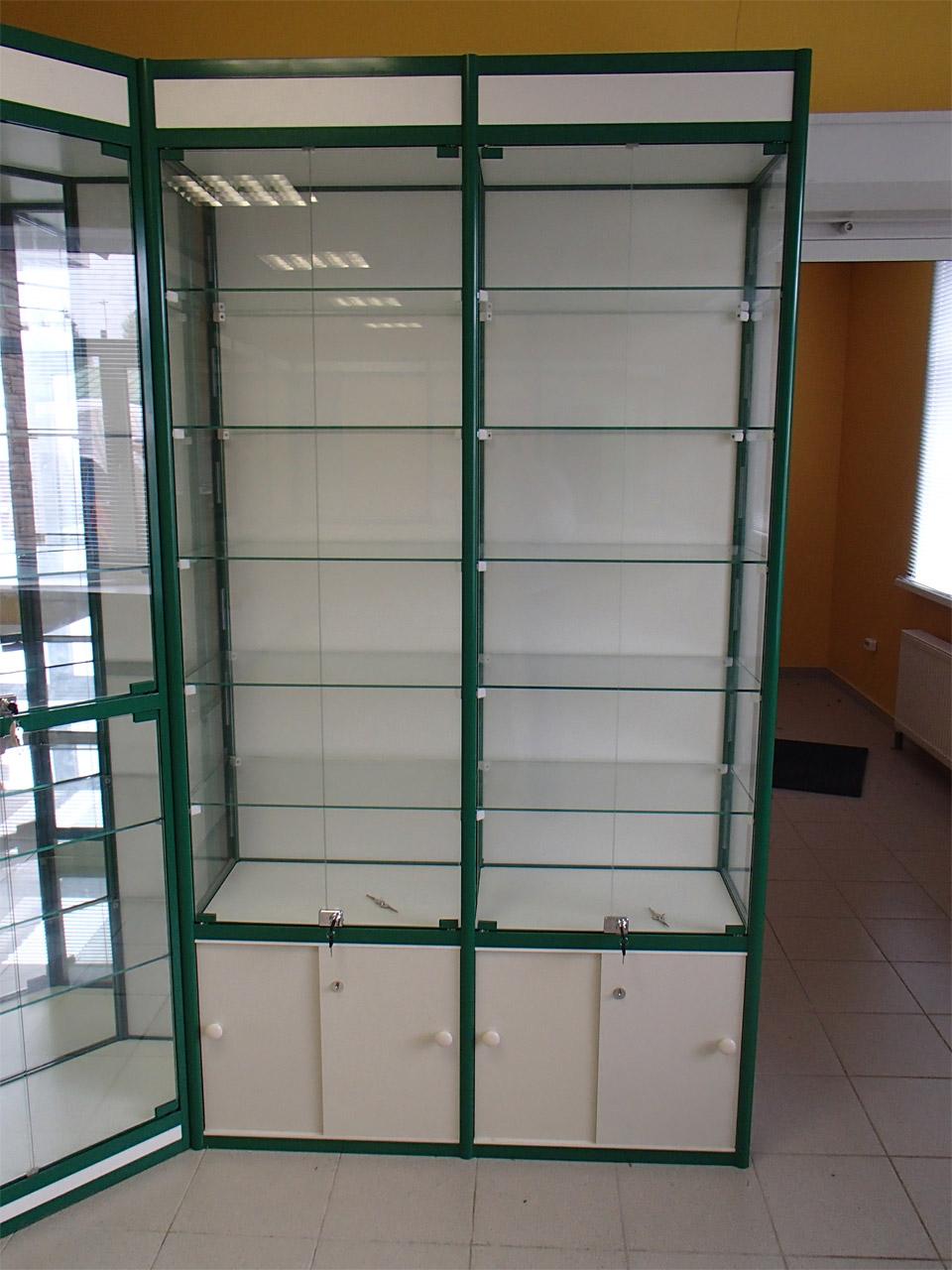 Торговое оборудование для аптеки под ключ