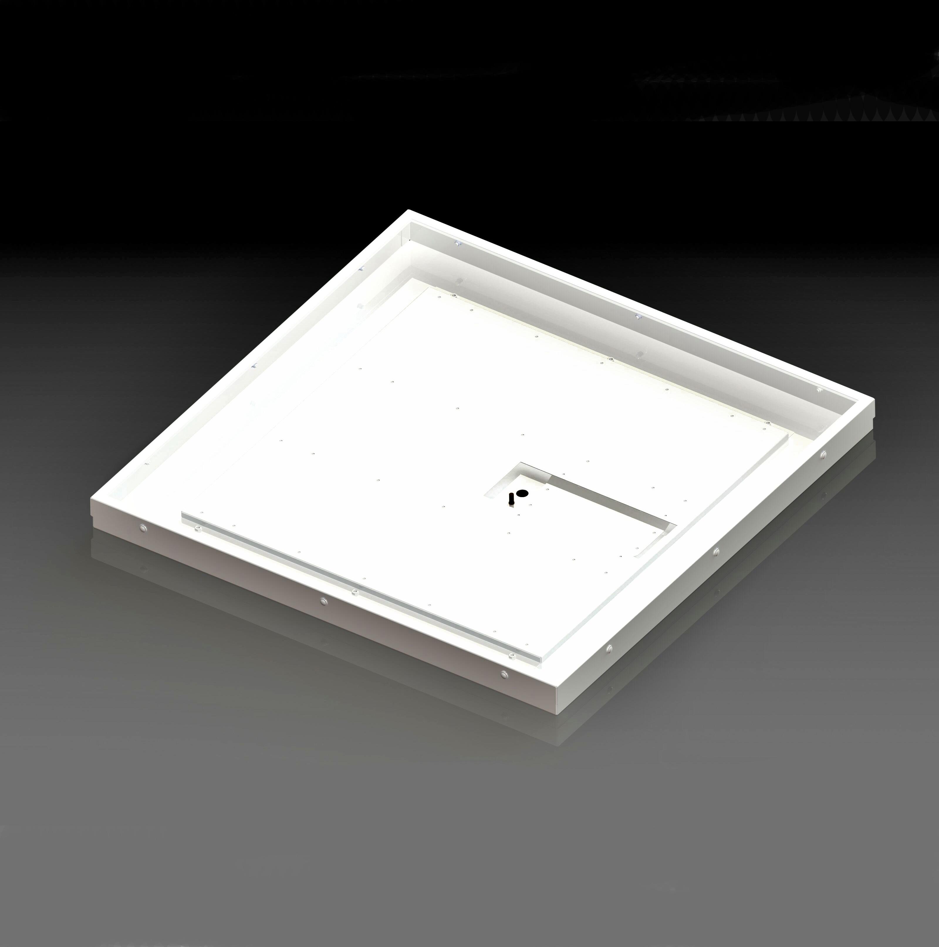 Корпус потолочного светодиодного светильника ФОРСАЖ-АРМСТРОНГ-пылевлагозащищенный