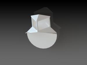 СВЦ 001 -Знак - маркер адресный вид01