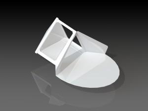 СВЦ 001 -Знак - маркер адресный вид02