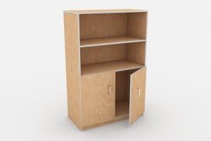 Шкаф офисный(2)900 1350 450