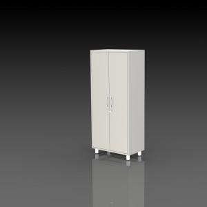 Шкаф металлический для одежды ФМО 050 общий вид1