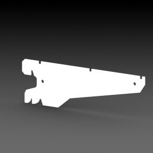 Кронштейн 200 двухпозиционный МТ1 1.00.009-01