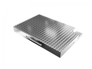 Металлообработка - фрезерные работы. Изготовление вакуумного стола.
