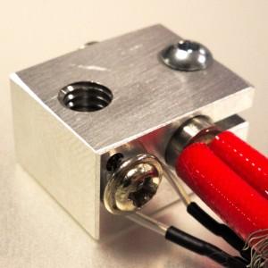Блок нагревателя для 3D принтера V6.