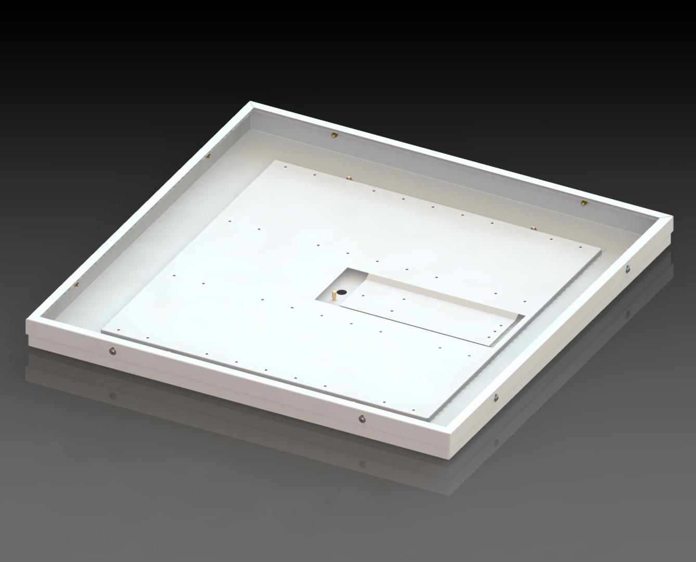 Металлические корпуса для светодиодных светильников, каталог торгового оборудования
