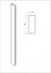 Штатив двухсторонний 80x30