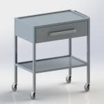 Столик-инструментальный-СМ-К-02-720х435х850