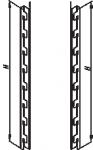 Зацеп задней стенки/ДСП угловой внутренний правый