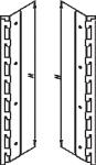 Зацеп задней стенки/ДСП угловой
