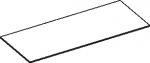 Стеклянная полка для стеллажа