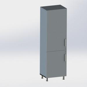 Шкаф металлический одностворчатый Шкаф металлический одностворчатый ФМ102 00 000