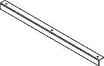 Уголок для базовой полки стеллажа из ДСП (в комплекте с шурупами)